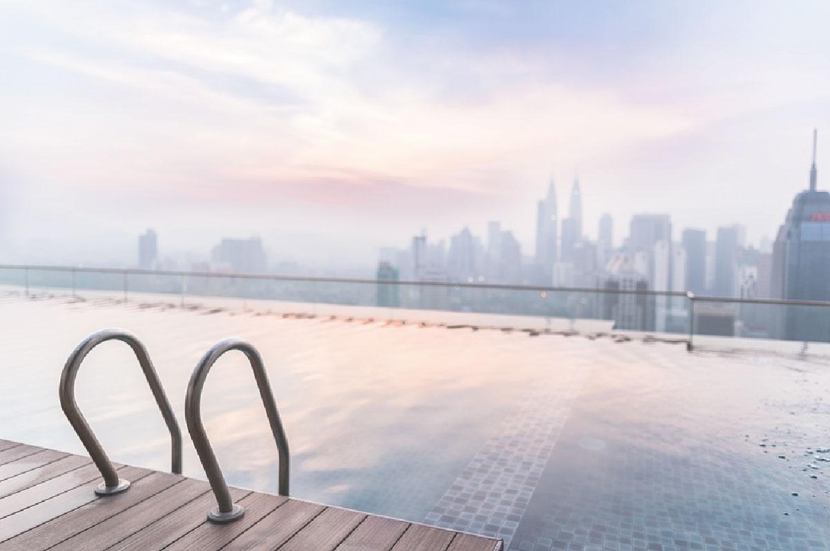 Comment analyser l 39 eau de votre piscine llaberia group - Comment recuperer eau trouble piscine ...